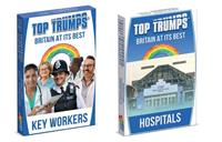 Special edition Top Trumps to raise money for NHS Charities