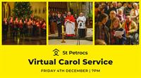 St Petrocs Virtual Carol Service