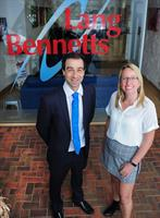 New partners at Lang Bennetts