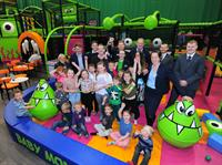 New soft play facility opens at St Austell Leisure Centre