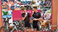 Callestick Farm launches Saint Piran ice-cream