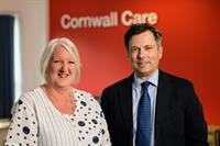 Three new executive directors for Cornwall Care