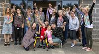 New Zealander super heroes visit Redruth factory