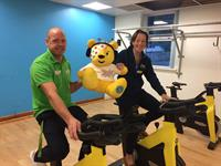 Could you pedal for Pudsey?
