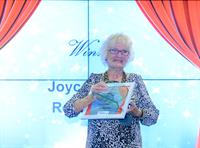 Joy wins Outstanding Employee award - at 89!