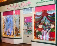 CAMBORNE BUSINESSES BID TO BE SANTA'S FAVOURITE THIS CHRISTMAS