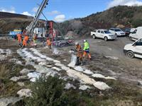 Largest round of lithium drilling yet