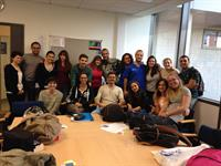 End of course group photo - General / Medical English
