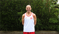 Local Business Development Advisor Tony Wright has been selected for the England Masters 10k road running team