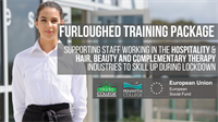 Funded Training Packages for Furloughed Staff