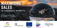 Maximising Sales in Overseas Markets