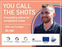 You Call the Shots (Online Event) with Joe Turnbull