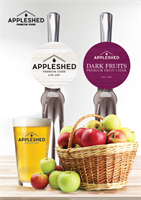 Appleshed Cider, our Signature Brand