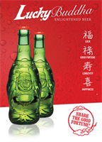 Lucky Buddha, our Signature Brand