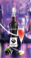 Monin Syrups & Liquors, The Full Range Available From LWC
