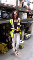 Claire Refern, Our Wine Development Manager
