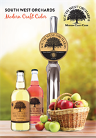 The Award Winning South West Orchards Cider, our Signature Brand