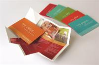 Cornwall Care  Brand and communications design