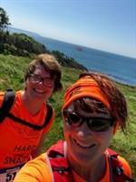 Running The Eden Marathon & fund raising for St Petrocs Society
