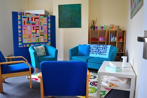 Family Therapy Room