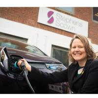 News Release: Cornwall law firm plugs into the future with electric vehicle charge points