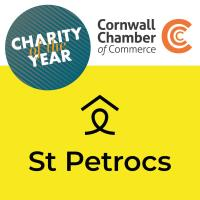 Cornwall Chamber of Commerce announces St Petrocs as Charity of the Year 2020/21
