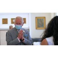 Prince of Wales warns the planet is 'dangerously exposed' to further pandemics