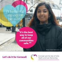 Let's do it for Cornwall - protect yourself and others against COVID-19