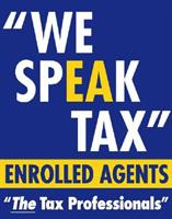 Member National Association of Enrolled Agents, Central AZ Chapter of Enrolled Agents, National Association of Tax Preparers