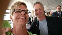 Gary Sinise and his Soaring Valor Foundation