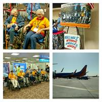 Volunteering for Honor Flight Arizona!