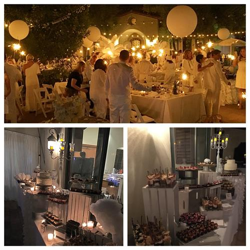 A fun Diner en Blanc is a fun way to turn a dinner gathering into a special event