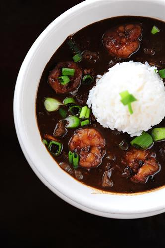 Award-winning gumbo at Little Daddy's Gumbo Bar