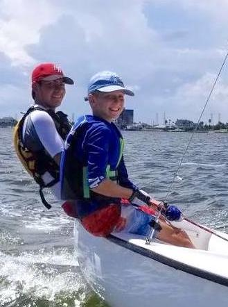 SSBG has a fantastic Youth Sailing Program! Sign your child up today!