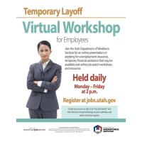 Temporary Layoff Virtual Workshop