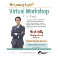 Temporary Layoff Virtual Workshop