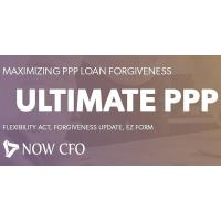 Ultimate PPP Webinar: Everything you need to know by NOW CFO