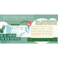 Ensign College Virtual Internship & Career Fair