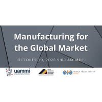 Manufacturing for the Global Market