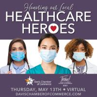 Healthcare Heroes – Combined Virtual Luncheon