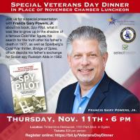 Special Veterans Day Presentation / Chamber Dinner