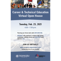 Career and Technical Education Virtual Open House