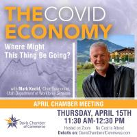 Online Chamber Luncheon - The COVID Economy