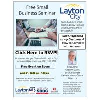 Free Small Business Seminar - How to Compete with Amazon