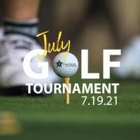 July 2021 Golf Tournament