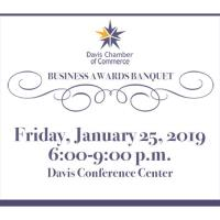 2019 Business Awards Banquet