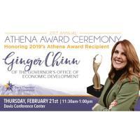 2019 Annual Athena Award Luncheon