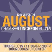 August Chamber Luncheon