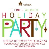 Business Alliance Holiday Party