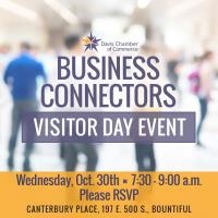 Business Connectors Visitor Day Event